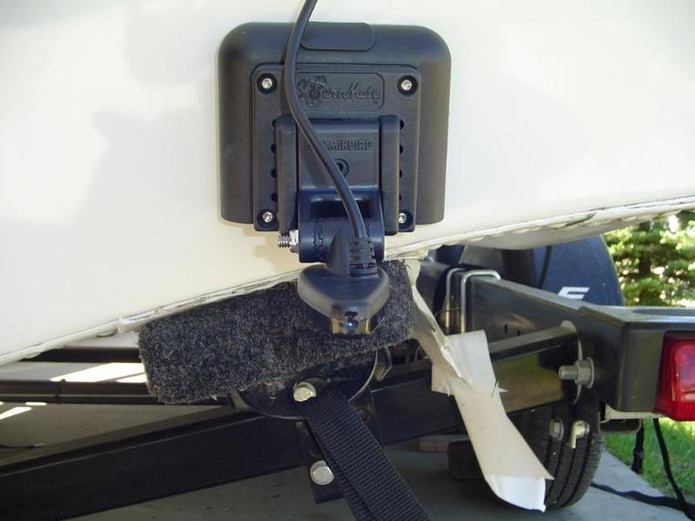 SternMate™ Transducer Mounting System- high speed Adhesive-No Screw